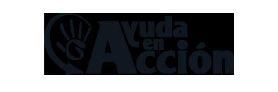 Logotipo Ayuda en Acción