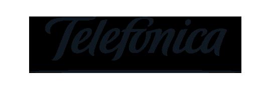 Logotipo Telefónica