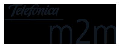 Logotipo Telefonica M2M