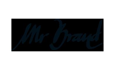 Logotipo agencia Mr.Brand